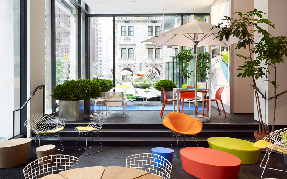 Knoll NYC Store